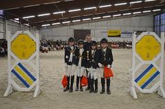 3. Platz RFV Wechold-Martfeld II©Kreispferdesportverband Nienburg