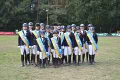 Alle Kreismeister 2018©Kreispferdesportverband Nienburg