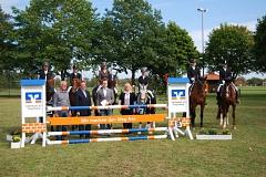 Foto Sieger Volksbank-Kreis Cup 2012