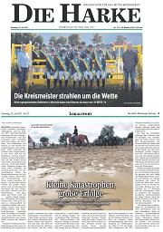 KM Dressur und Springen Wechold 2017 DieHarke