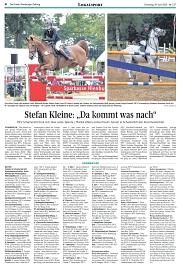 Kreismeisterschaft 2016 in Schamerloh