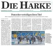 LM 2017 Ponyreiter verteidigen ihren Titel