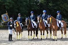 Ponymannschaft KPSV 2019©Kreispferdesportverband Nienburg