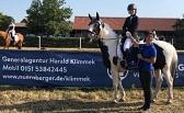 Sieger Buschi Trophi in Wechold©Kreispferdesportverband Nienburg
