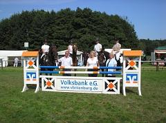 Siegerfoto Volksbank-Kreis Cup Finale 2011