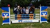Tagessieger 2. Qualifikation Bücken©Kreispferdesportverband Nienburg