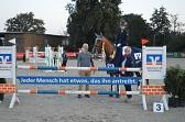 Tagessiegerin Spr. Sofie Lange©Kreispferdesportverband Nienburg