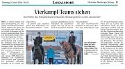 Vierkämpfer für Deutsche nominiert