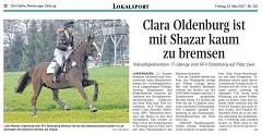 VS BZM Twenge Clara Oldenburg.JPG©Die Harke